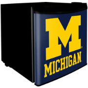 Boelter Michigan Wolverines Dorm Room Refrigerator