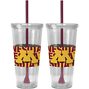 Boelter Minnesota Golden Gophers Bold Sleeved 22oz Straw Tumbler 2-Pack