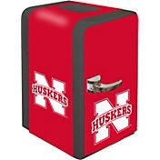 Boelter Nebraska Cornhuskers 15q Portable Party Refrigerator