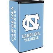 Boelter North Carolina Tar Heels Counter Top Height Refrigerator