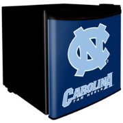 Boelter North Carolina Tar Heels Dorm Room Refrigerator