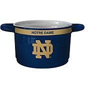 Boelter Notre Dame Fighting Irish Game Time 23oz Ceramic Bowl