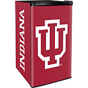 Boelter Indiana Hoosiers Counter Top Height Refrigerator