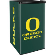 Boelter Oregon Ducks Counter Top Height Refrigerator