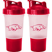 Boelter Arkansas Razorbacks 16oz Protein Shaker 2-Pack