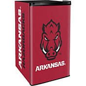 Boelter Arkansas Razorbacks Counter Top Height Refrigerator