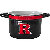 Boelter Rutgers Scarlet Knights Game Time 23oz Ceramic Bowl