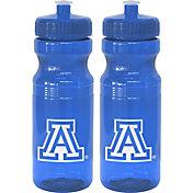 Boelter Arizona Wildcats 24oz Squeeze Water Bottle 2-Pack