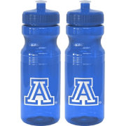 Boelter Arizona Wildcats 24oz Squeeze Water Bottle 2-Pack