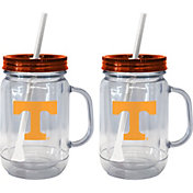Boelter Tennessee Volunteers 20oz Handled Straw Tumbler 2-Pack