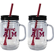 Boelter Texas A&M Aggies 20oz Handled Straw Tumbler 2-Pack