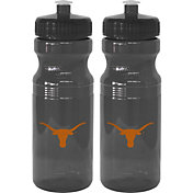 Boelter Texas Longhorns 24oz Squeeze Water Bottle 2-Pack