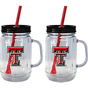 Boelter Texas Tech Red Raiders 20oz Handled Straw Tumbler 2-Pack