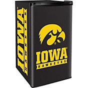 Boelter Iowa Hawkeyes Counter Top Height Refrigerator