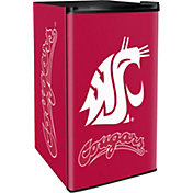 Boelter Washington State Cougars Counter Top Height Refrigerator