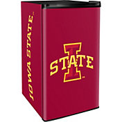 Boelter Iowa State Cyclones Counter Top Height Refrigerator