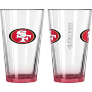 Boelter San Francisco 49ers 16oz Elite Pint 2-Pack