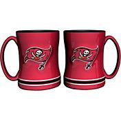 Boelter Tampa Bay Buccaneers Relief 14oz Coffee Mug 2-Pack