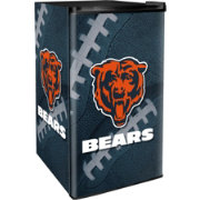 Boelter Chicago Bears Counter Top Height Refrigerator