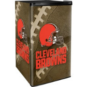 Boelter Cleveland Browns Counter Top Height Refrigerator