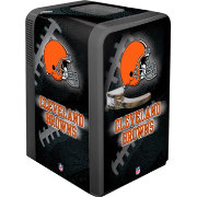 Boelter Cleveland Browns 15q Portable Party Refrigerator