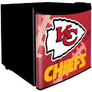 Boelter Kansas City Chiefs Dorm Room Refrigerator