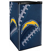 Boelter San Diego Chargers Counter Top Height Refrigerator