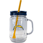 Boelter San Diego Chargers 20oz Handled Straw Tumbler 2-Pack