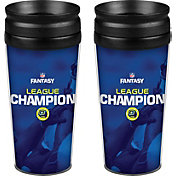 Boelter NFL Fantasy Football 14oz. League Champion Travel Tumbler 2-Pack