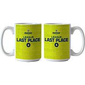Boelter NFL Fantasy Football 15oz. Last Place Coffee Mug 2-Pack
