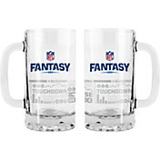 Boelter NFL Fantasy Football 16oz. Satin Etched Tankard 2-Pack