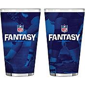 Boelter NFL Fantasy Football 16oz. Sublimated Pint 2-Pack