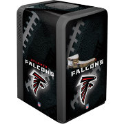 Boelter Atlanta Falcons 15q Portable Party Refrigerator