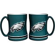 Boelter Philadelphia Eagles Relief 14oz Coffee Mug 2-Pack