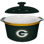 Boelter Green Bay Packers Game Time 2.4qt Oven Ceramic Bowl