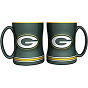 Boelter Green Bay Packers Relief 14oz Coffee Mug 2-Pack