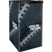 Boelter Carolina Panthers Counter Top Height Refrigerator