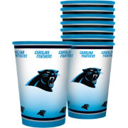 Boelter Carolina Panthers Souvenir 20oz Plastic Cup 8-Pack