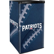Boelter New England Patriots Counter Top Height Refrigerator