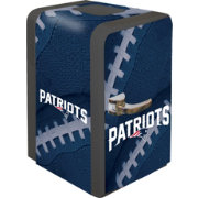 Boelter New England Patriots 15q Portable Party Refrigerator