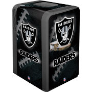 Boelter Oakland Raiders 15q Portable Party Refrigerator
