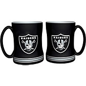 Boelter Oakland Raiders Relief 14oz Coffee Mug 2-Pack