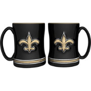 Boelter New Orleans Saints Relief 14oz Coffee Mug 2-Pack