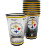 Boelter Pittsburgh Steelers Souvenir 20oz Plastic Cup 8-Pack