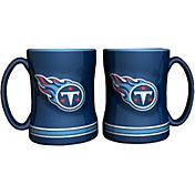 Boelter Tennessee Titans Relief 14oz Coffee Mug 2-Pack