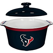 Boelter Houston Texans Game Time 2.4qt Oven Ceramic Bowl