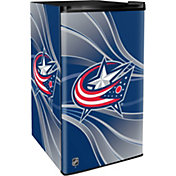 Boelter Columbus Blue Jackets Counter Top Height Refrigerator