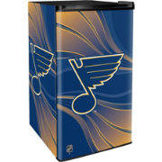 Boelter St. Louis Blues Counter Top Height Refrigerator