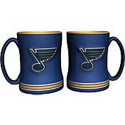 Boelter St. Louis Blues Relief 14oz Coffee Mug 2-Pack