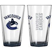 Boelter Vancouver Canucks 16oz Elite Pint 2-Pack